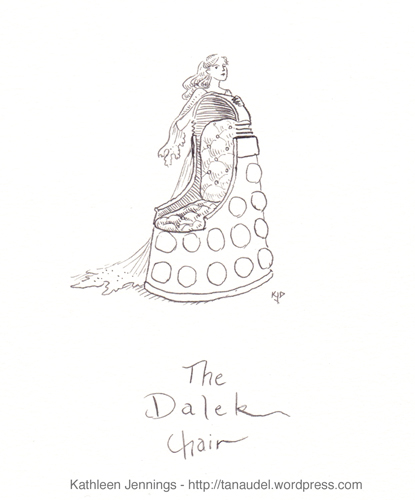 The Dalek Chair