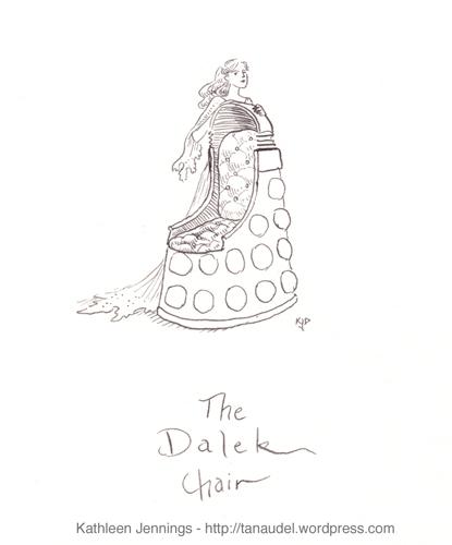 The Dalek Chair