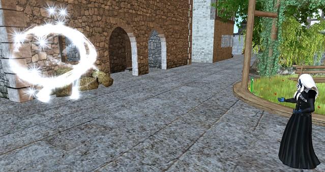 Solarium Warrior of Zen : Light and Darkness Hud V1.0 - swordslight