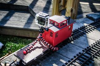 Model Steam Trains-40