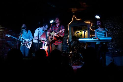 Owl Paws band