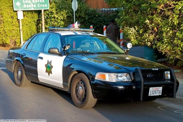 Mountain View Police Cruiser | Mountain View Fire ...