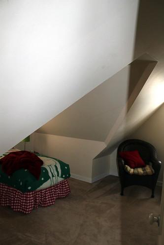 bedroom #2 aka keith's new closet
