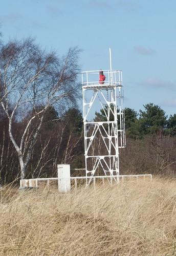 Lifegaurd Tower Feddet Strand
