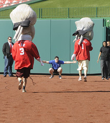2012 Presidents Race Auditions