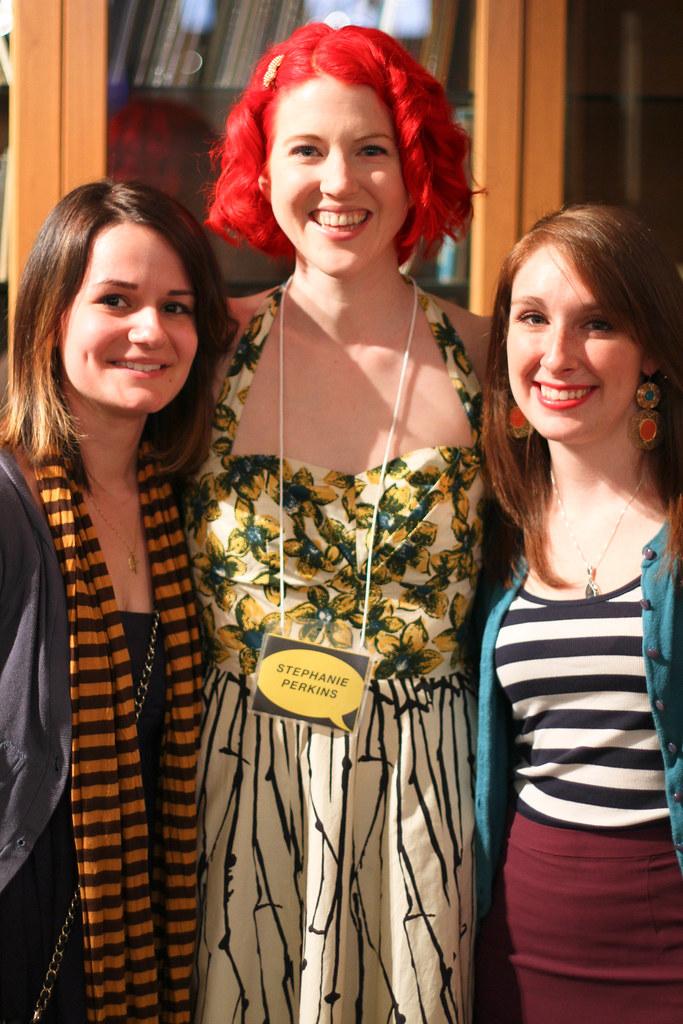 NYC Teen Author Festival 2012 22