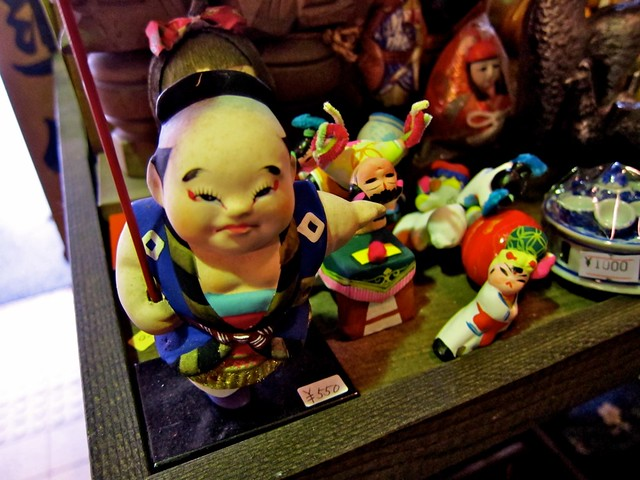 Cute Japanese dolls