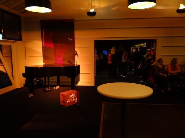 Speaker's corner at Hotel Føroyar