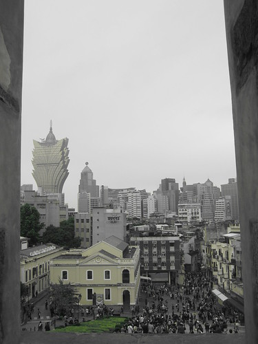 A sneak peek of Macau