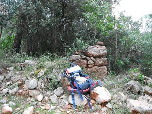 Cabana del coll de Pedra Dreta