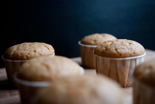 Black Tea Grapefruit Muffins
