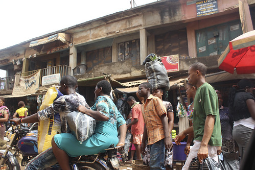 Nkpo Market - Nkpo Onitsha - Anambra State by Jujufilms