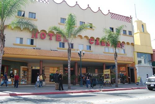 Hotel Caesar's exterior