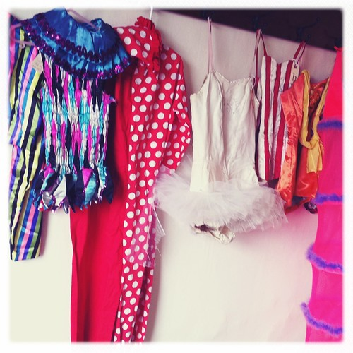 Vintage kiddie costumes