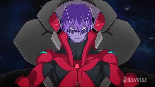 Gundam AGE Episode 20 The Red Mobile Suit Screenshots Youtube Gundam PH (17)