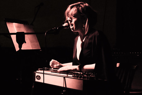 Heather Leigh @ Cafe Oto 28.2.12