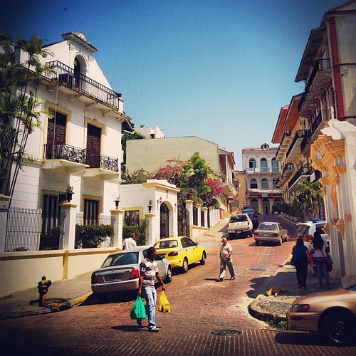 Beautiful #colonial #architecture in #cascoviejo #cascoantiguo #panamacity #centralamerica
