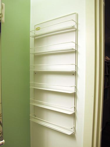 Nail polish rack (empty) \o/