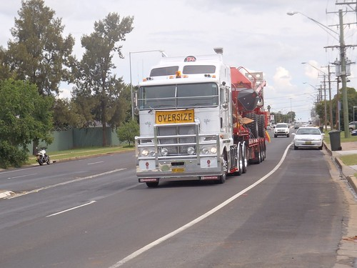 Kenworth K200's from down under