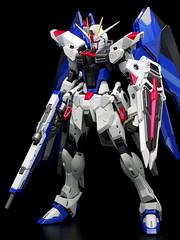 Metal Build Freedom Review 2012 Gundam PH (91)