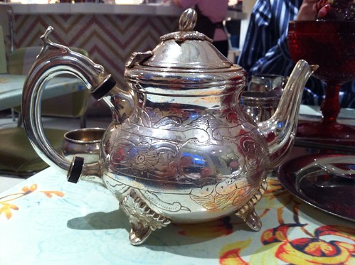 Fortnum and Mason teapot