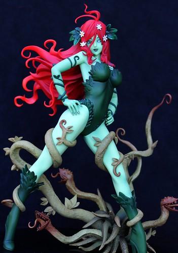 DC x Bishoujo Poison Ivy