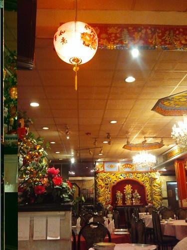 Chinatown restaurant in Philly