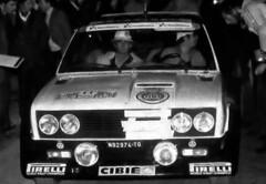Fiat 131 Abarth - Montecarlo 1978