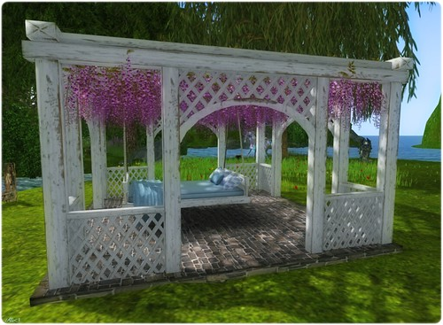 Style - Lazy Days Gazebo