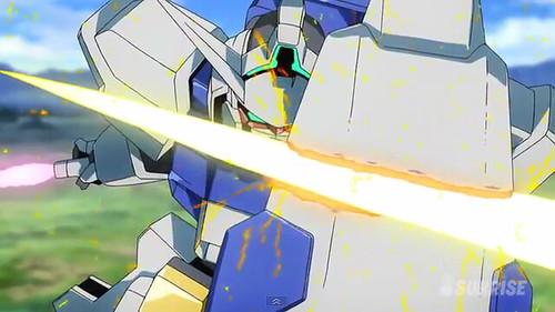 Gundam AGE Episode 18  Battle at the Graduation Ceremony Screenshots Youtube Gundam PH (27)