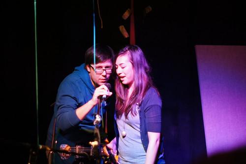 Organos, Pinhook, Durham NC, 03/10/12