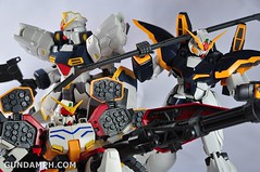 MG 1-100 Gundam HeavyArms EW Unboxing OOTB Review (113)