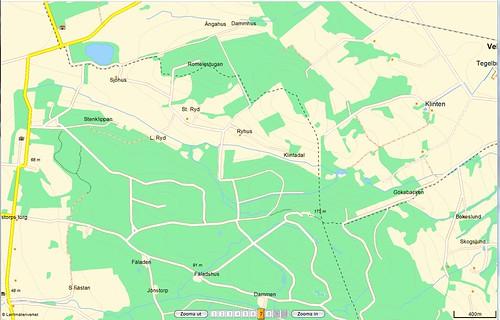 Häckeberga_och_Romeleåsen_karta_Romelestugan_Romeleklint_120216 by fam_lundgren