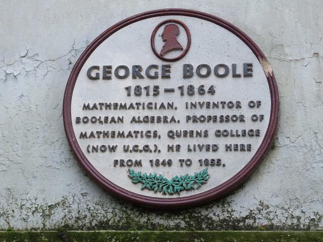 George Boole, Cork