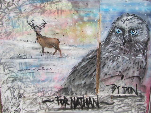 An interview with graffiti artist Paul