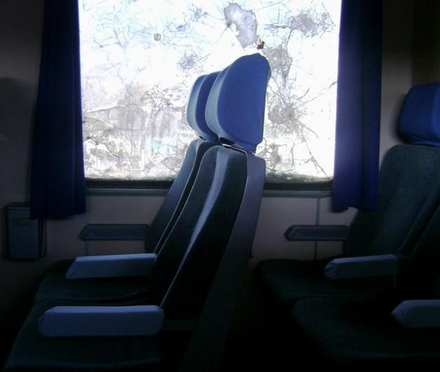 Tirane Durres train