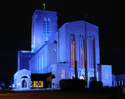 Guildford Cathedral 31 March 02