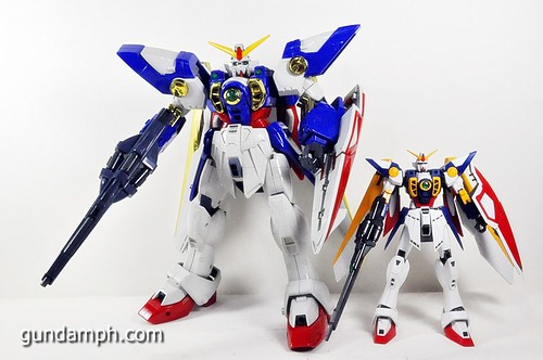 1-60 DX Wing Gundam Review 1997 Model (61)