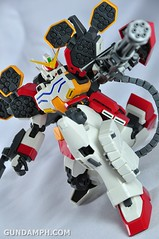 MG 1-100 Gundam HeavyArms EW Unboxing OOTB Review (105)
