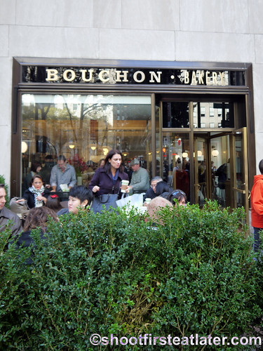 Bouchon Bakery at Rockefeller Center