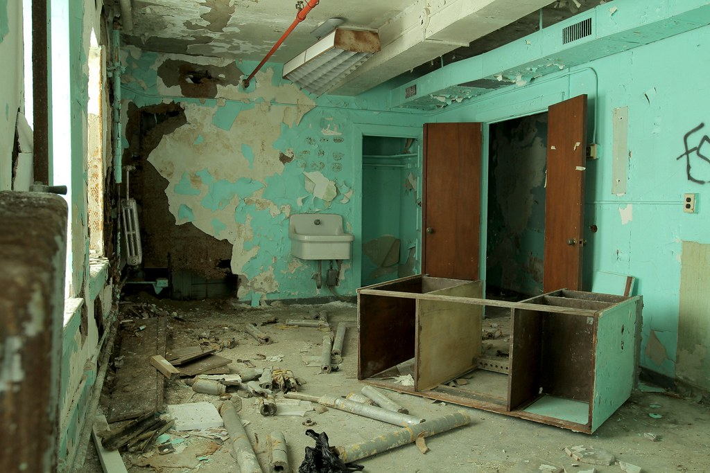 Fallen Furniture in Bayley Seton