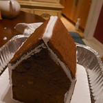 Gingerbread House Mortar