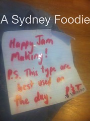 Happy Jam Making!