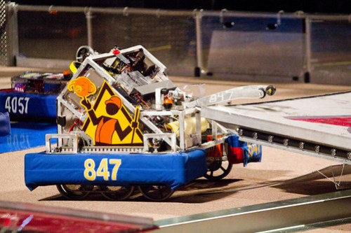 Oregon FIRST Robotics Competition