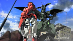 Gundam AGE 3 Episode 30 The Town Becomes A Battlefield Youtube Gundam PH 0016
