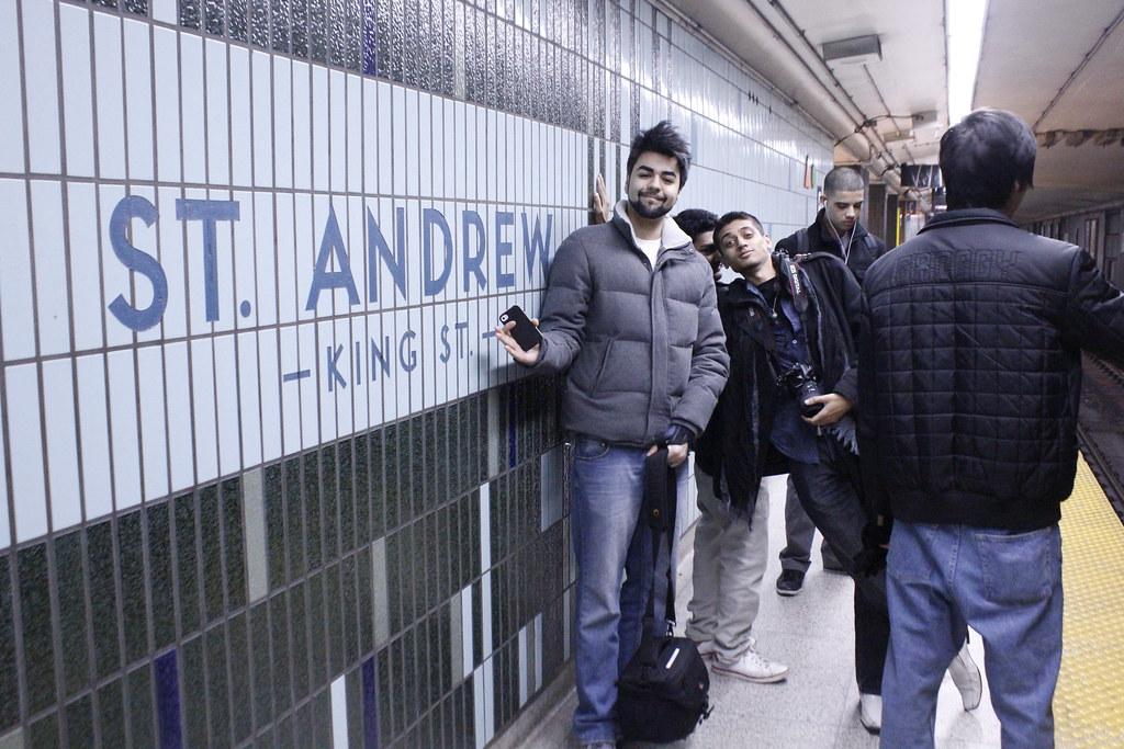 St. Andrew station