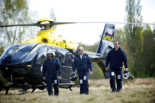 Day 62 - West Midlands Police - Force Helicopter (Air Ops) & Crew