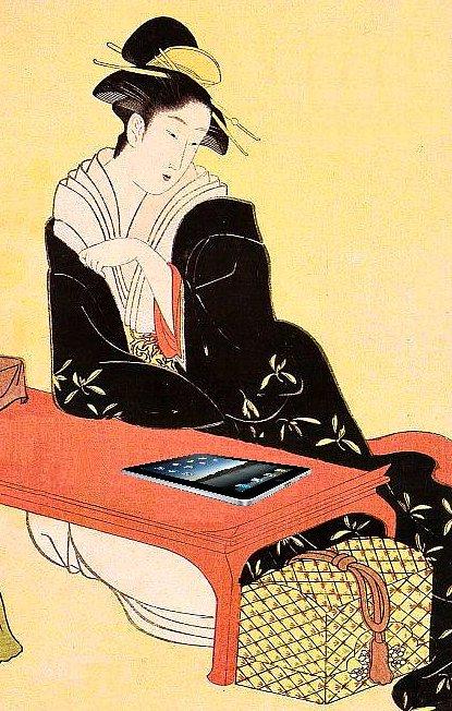iPad 3 Invades Japan