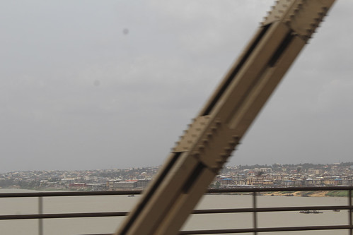 Niger Bridge - Nigeria by Jujufilms