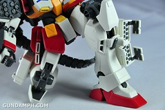 MG 1-100 Gundam HeavyArms EW Unboxing OOTB Review (107)